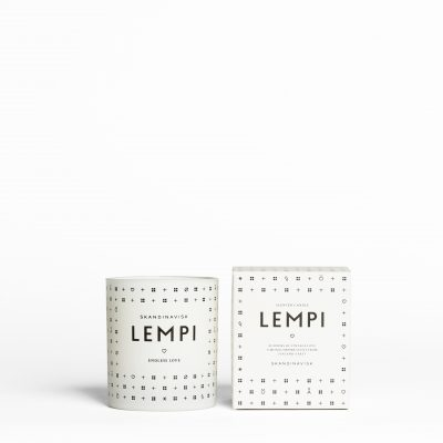 Scented Candle - Lempi